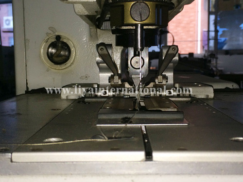 how to taper without sewing machine