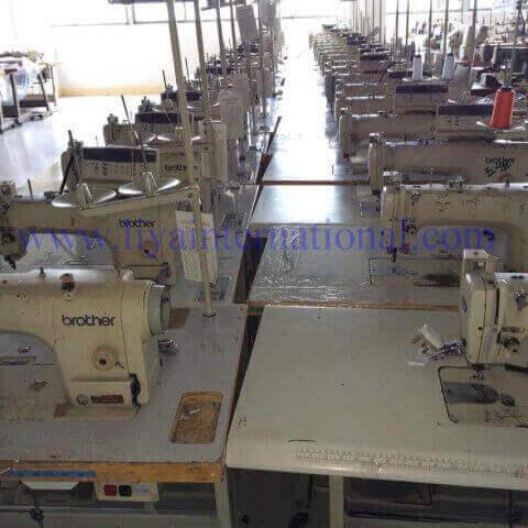 used industrial sewing machine dealers