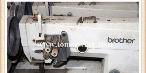 Used Sewing Machine Brother LT2-B842-3 Double Needle
