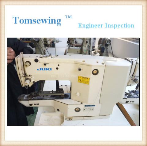 Button Stitching Machine JUKI LK-1903B