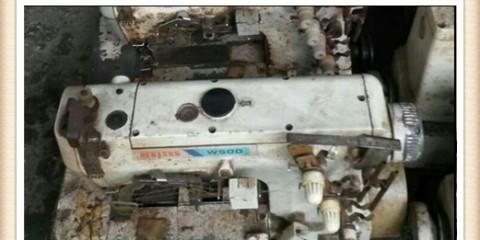 Coverstitch Sewing Machine Pegasus W562