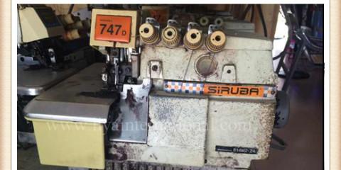 Overlock Sewing Machine Siruba 737D