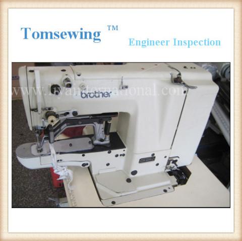 Sewing Machine Cheap Brother KE-430B Electronic Bartack