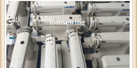 reconditioned sewing machines yorkshire juki ddl -8100b-7r