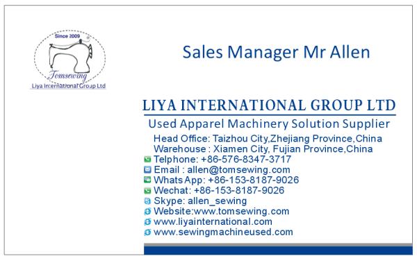 Mr Allen Business Card