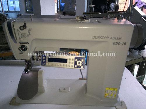 set in sleeve DURKOPP ADLER 650-16
