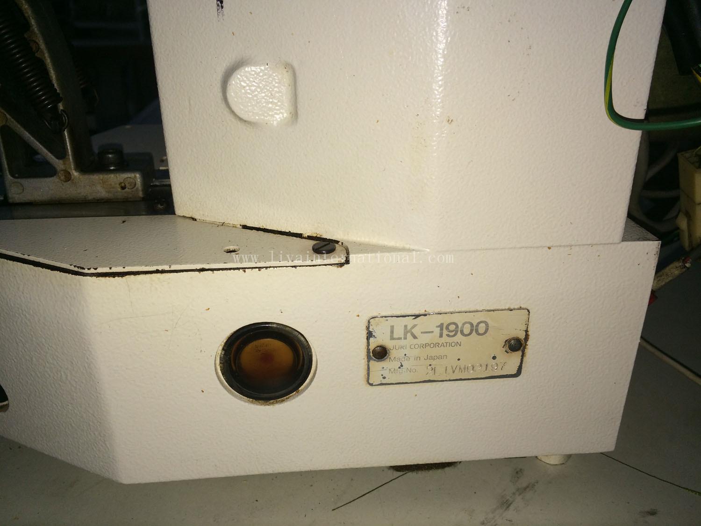 JUKI LK-1900 2