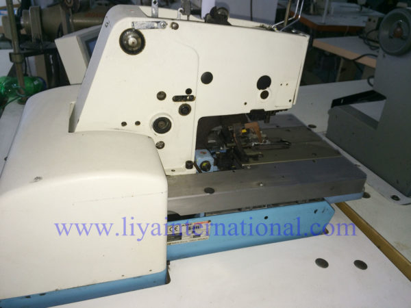 Reece S-311 eyelet buttonhole machine used