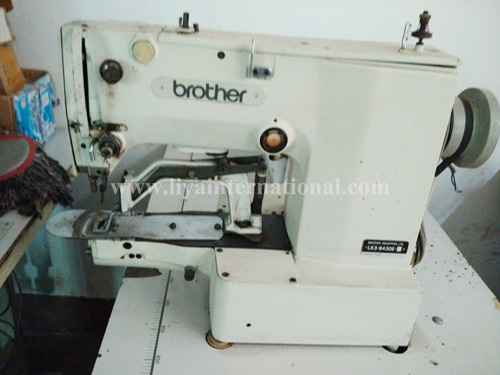 bartacking machine BROTHER LK3-B430E