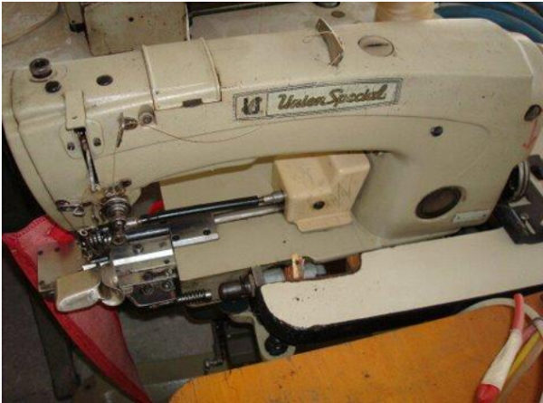 hemming machine union special 63900