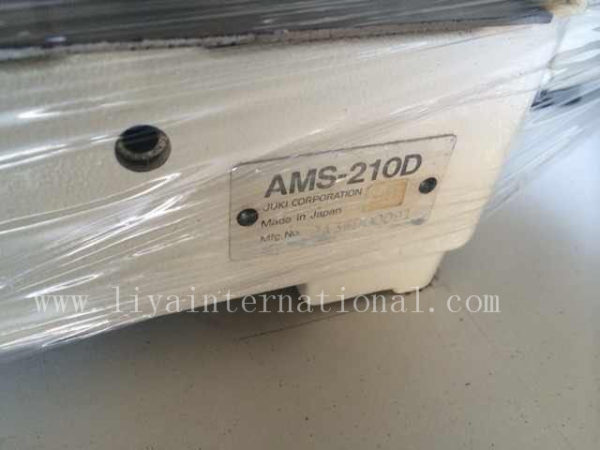 pattern sewing machine juki ams-210d 1