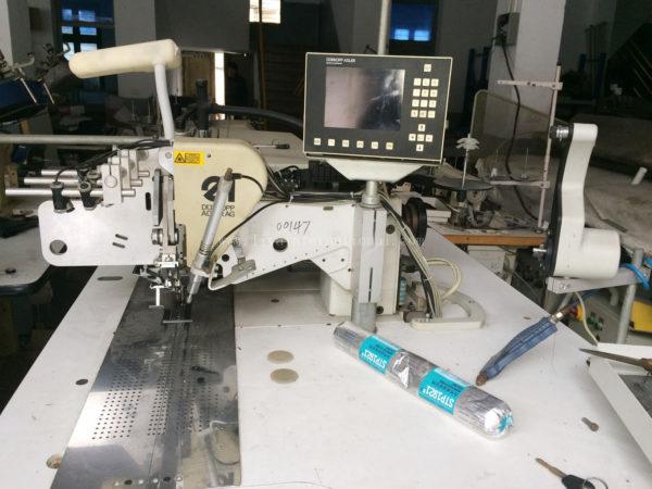 pocket sewing machine DURKOPP ADLER 745 (2)