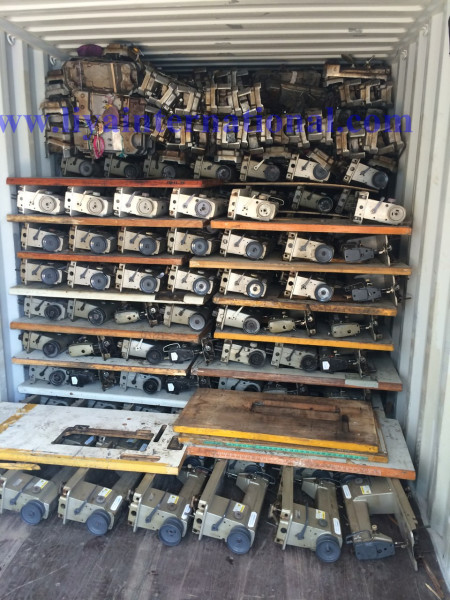 Loading sewing machines (67)