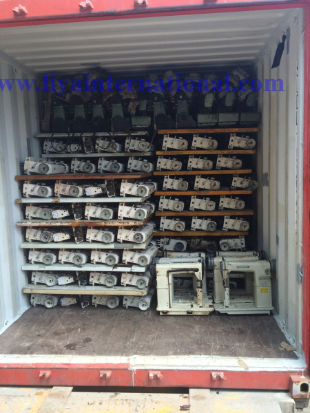 Loading sewing machines (70)