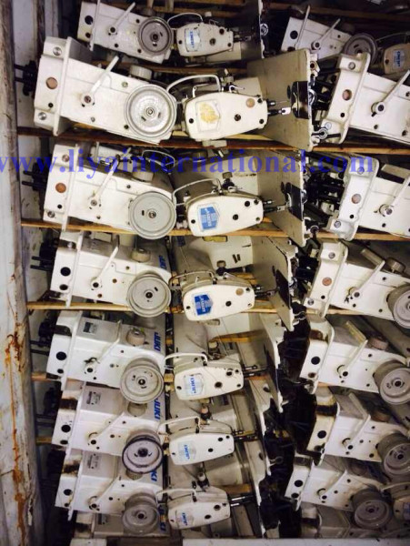 Loading sewing machines (81)