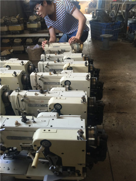 brother 814-2 buttonhole machine