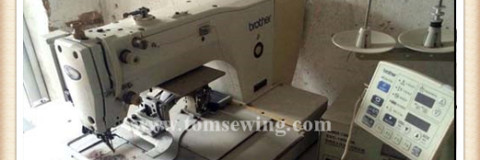 Second Hand Industrial Sewing Machines Brother BAS-311G