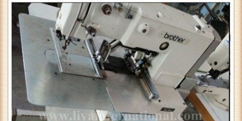 Programmable Sewing Machines Brother BAS-326