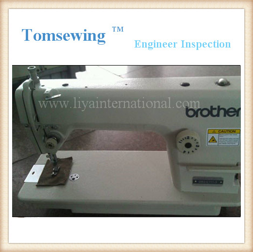 Brother DB2-C111-3 used sewing machines