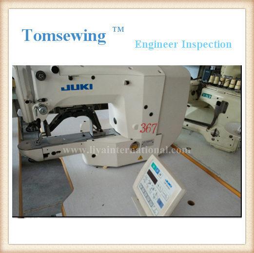 Bartack Sewing Machine JUKI LK-1900A-HS