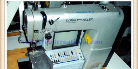 Commercial Sewing Machines Used Durkopp Adler 550-16
