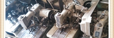 Keyhole Buttonhole Machine Durkopp Adler 557