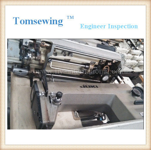 Buying Used Sewing Machine JUKI DDL-5530