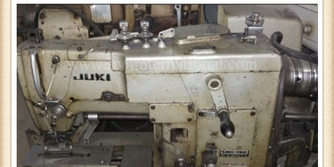 Button Hole Making Machine JUKI LBH-761 762