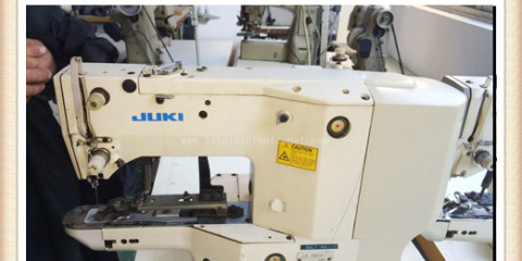 Button Stitching Machine JUKI LK-1903B