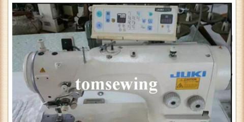 Zig Zag Sewing Machine History JUKI LZ-2290A-SS-7