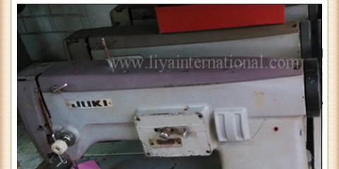 Zigzag Sewing Machine JUKI LZ-391
