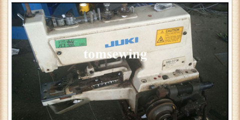 Industrial Button Sewing Machine JUKI MB-372