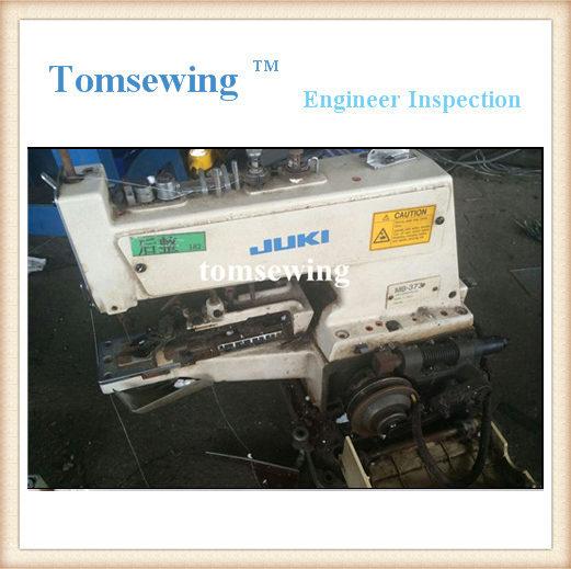 Industrial Button Sewing Machine JUKI MB-372