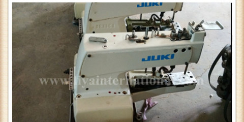 Button Sewing Machine JUKI MB-377