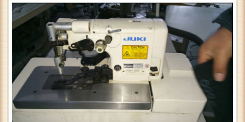 Buttonholes Sewing Machine JUKI MBH-180