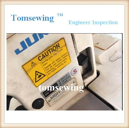 Buttonholes Sewing Machine JUKI MBH-180