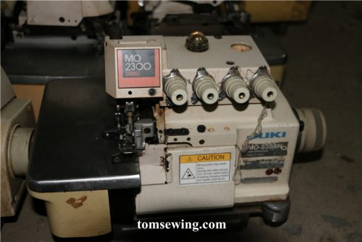 used serger sewing machine for sale