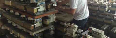 JUKI MO 2300 2400 2500 USED OVERLOCK SEWING MACHINE TOMSEWING (2)