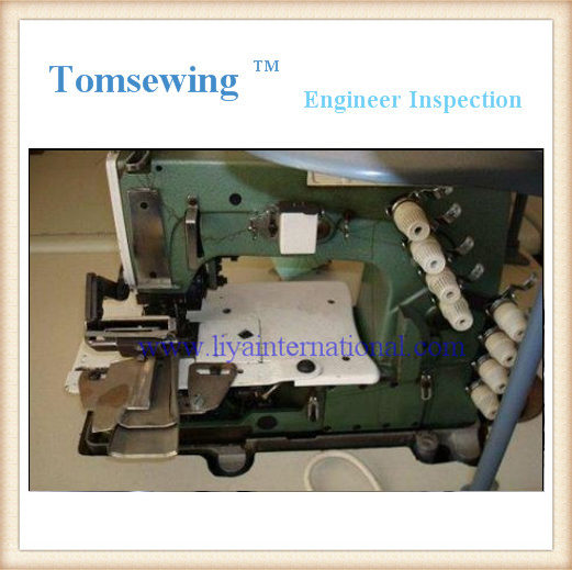 Buy Used Sewing Machine Kansai Special DLR-1508P