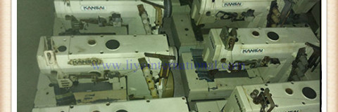 Kansai Special WX-8803D used industrial coverstitch machine