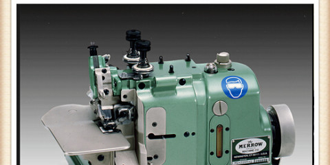 Merrow Sewing Machine Company Merrow MG-2DNR-1