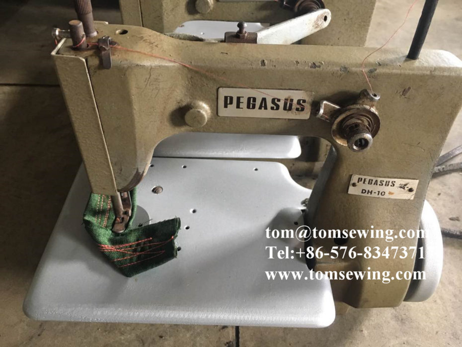 Umbrella Sewing Machine Pegasus DH40 Adorable Dh Sewing Machine