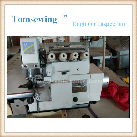 Overedging Sewing Machine Pegasus M700