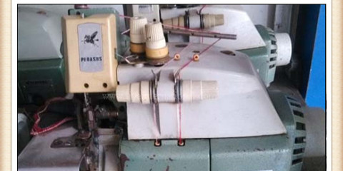 Serger Sewing Machine Pegasus R53