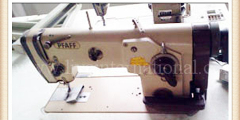 Zig Zag Sewing Machine Manual Pfaff 438
