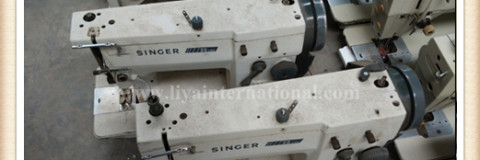 Zig Zag Sewing Machine Singer 20U