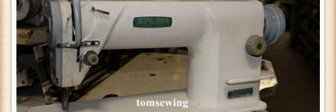 Siruba L818F-M used sewing machine