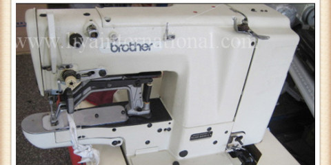 Second Hand Embroidery Machine Brother KE-430D