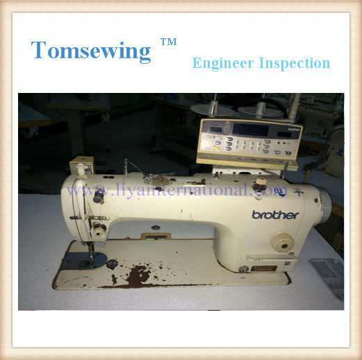 Sell Used Sewing Machine Brother S-7200A