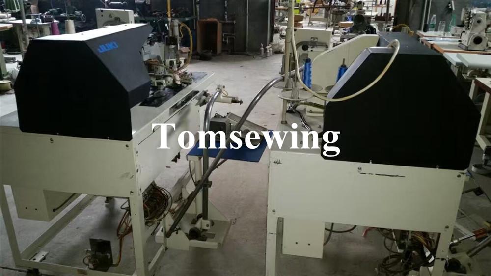 used juki apw 195n juki apw pocket welt machines tomsewing rh tomsewing com Juki Sewing Machine Timing Set Juki DDL 555